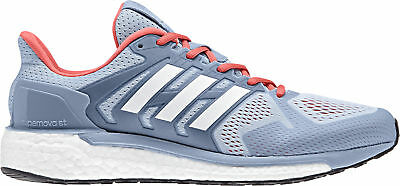 adidas Supernova ST Boost Ladies Running Shoes - Blue