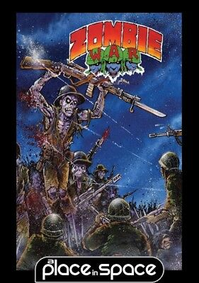Zombie War Complete - Softcover