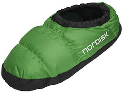 Nordisk Mos Down Shoes - Green