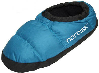 Nordisk Mos Down Shoes - Blue