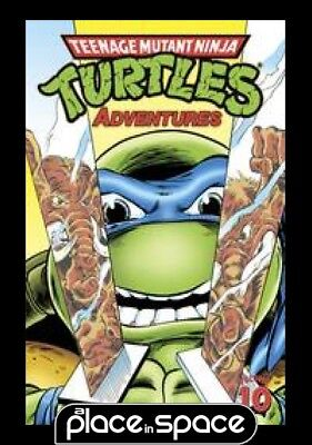 Tmnt Adventures Vol 10 - Softcover