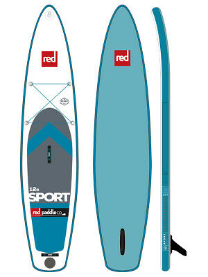 Red Paddle Sport iSUP 2017 Größe: 12'6""