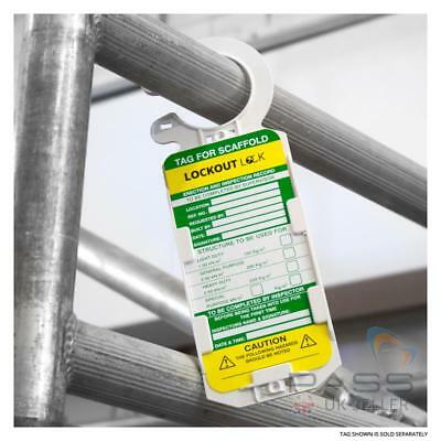 Standard Scaffold Tag Record Card (Pack of 10)