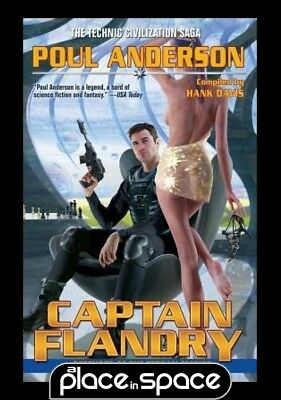 Captain Flandry:defender Of The Terran Empire - Softcover