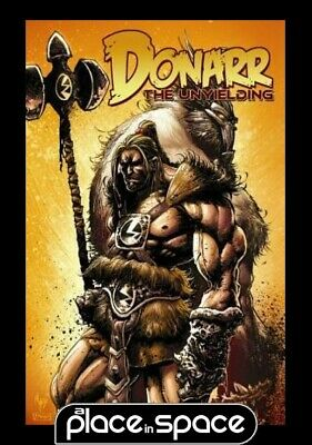 Donarr Unyielding - Softcover