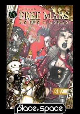 Free Mars Vol 02 Ashes To Ashes - Softcover