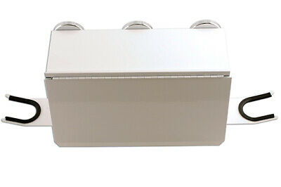 Genuine Power-TEC 91438 Spray Booth Box - magnets for  razor and dirt pick tools