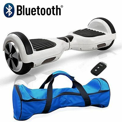 Self Balancing Electric Scooter Balance Hoverboard Two Wheel LG Battery UK