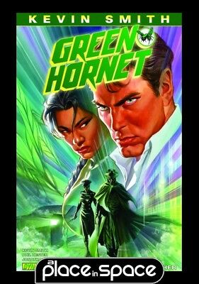 Kevin Smith Green Hornet Vol 01 Sins Of The Father - Softcover
