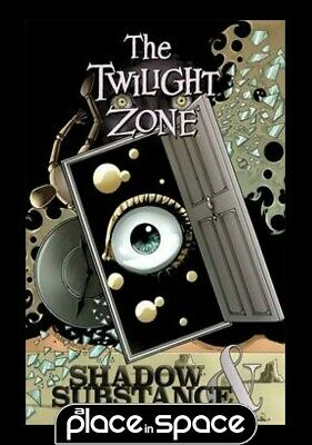 Twilight Zone Shadow & Substance - Softcover