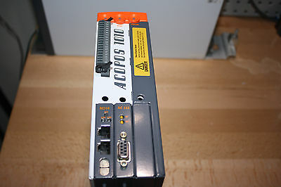 B&R Acopos 8V1010.00-2 Servo Drive with 114.60 and 122.60