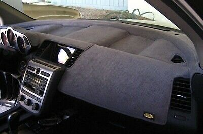 Cadillac CTS 2003-2007 Sedona Suede Dash Board Cover Mat Charcoal Grey