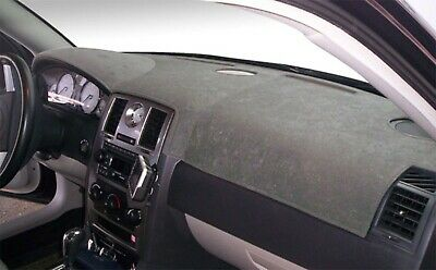 Cadillac Deville 2000-2005 No NVD Brushed Suede Dash Board Cover Mat Grey