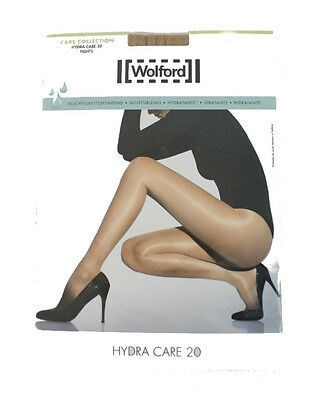 Wolford NWOT Women's Nude Hydra Care 20 Tights Size M