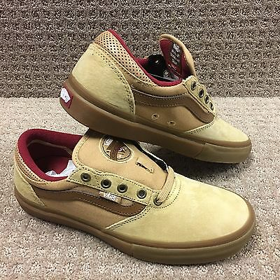4bba990ae5 VANS SHOES MENS Gilbert Crockett Cotton Canvas Deck Jacket Brown ...