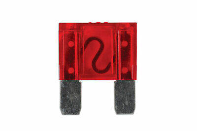 GENUINE Maxi Blade Fuse 50-amp Red Pack 10 | Connect 30448