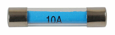 GENUINE Glass Auto Fuse -  10-amp Pk 100 | Connect 30496