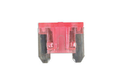 GENUINE Low Profile Mini Blade Fuse 4-amp Pink Pack 25 | Connect 30437