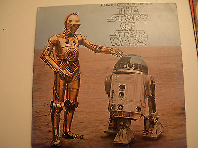 The Story of Star Wars - From the Original Soundtrack - Record Album