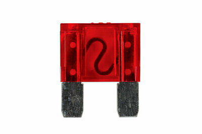 GENUINE Maxi Blade Fuse 50-amp Red Pk 2 | Connect 36854