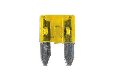GENUINE 20amp Mini Blade Fuse Pk 5 | Connect 36838