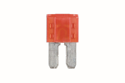 GENUINE 10amp LED Micro 2 Blade Fuse 5 Pc | Connect 37149