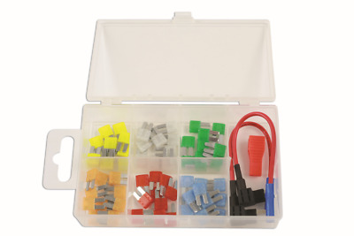 GENUINE Micro 2 Blade Fuse Assorted Box 63 Pc | Connect 37159