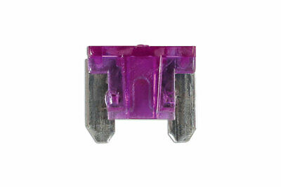 GENUINE 3amp Low Profile Mini Blade Fuse Pk 5 | Connect 36842