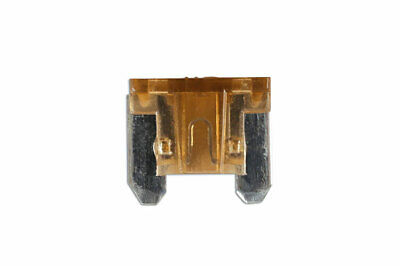 GENUINE 7.5amp Low Profile Mini Blade Fuse Pk 5 | Connect 36845