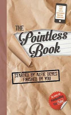 NEW The Pointless Book By Alfie Deyes Paperback Free Shipping