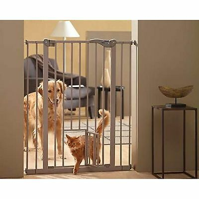 Savic Dog Barrier With Extra Door (Assorted Colours)