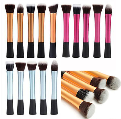 Pro Cosmetic Makeup Brush Foundation Eyeshadow Powder Blush  Make up Tool HOT