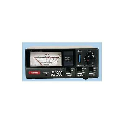 Av-200 - Avair Av-200 Vswr/power Meter