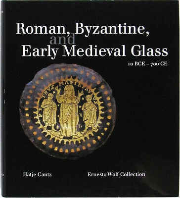 Ancient Antique Glass - Roman & Byzantine & Medieval - The Wolf Collection