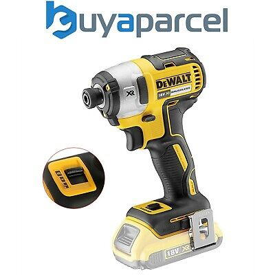 Dewalt DCF887N 18V XR G2 Brushless 3 Speed Impact Driver - Bare Unit