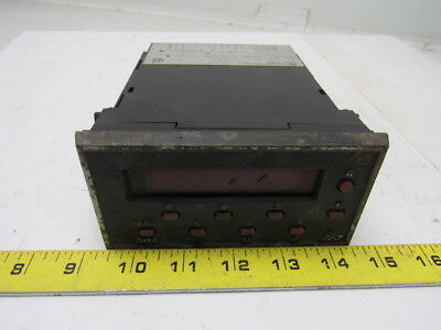 Red Lion Controls GEM41 Panel Mount Counter Indicator Module 115/230VAC