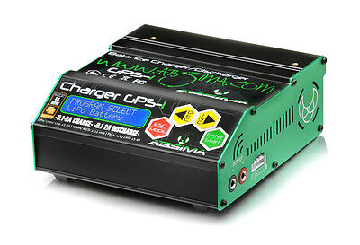 Absima GPS-1 Balance Charger & Discharger RC Charger For Li-Po & NiMh Batteries