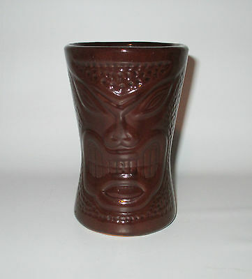 Daga Hawaii Tiki Mug Warrior Kauai Resort Wailua USA