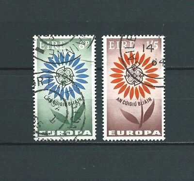 IRLANDE - 1964 YT 167 à 168 - EUROPA - TIMBRES OBL. / USED