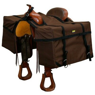 """Outfitters Supply Panniers Saddle TrailMax 24"""" x 16.5"""" x 11.5"""" WPA140"""