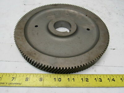 "Foote Bros. 4W-FGH-HP Duti-Rated Helical Gear 9-3/16"" OD X 1-3/4"" ID X 1"" Thick"