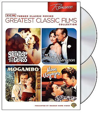 TCM Classic - Splendor in the Grass/Love in the Afternoon/Mogambo/Now Voyager
