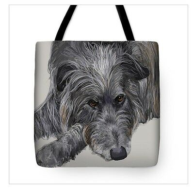 Tote - Scottish Deerhound