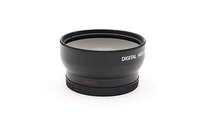 Digital Concepts High Definition 0.5x Wide Angle Lens with Macro