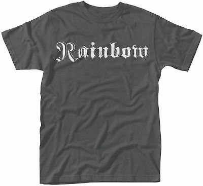 RITCHIE BLACKMORE'S RAINBOW Long Live Rock N Roll Live Tour T-SHIRT OFFICIAL