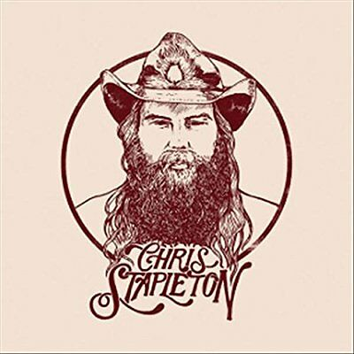 CHRIS STAPLETON FROM A ROOM VOL.1 CD ALBUM (New Release May 5 2017)