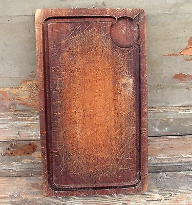 Wooden Cutting Board Vintage French Provence Woodenware Kitchen Kitchenware