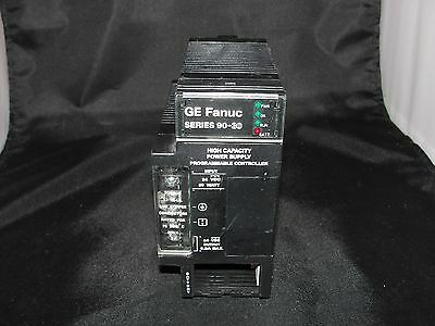 GE Fanuc IC693PWR331D Power Supply 24VDC HI-CAP 30W