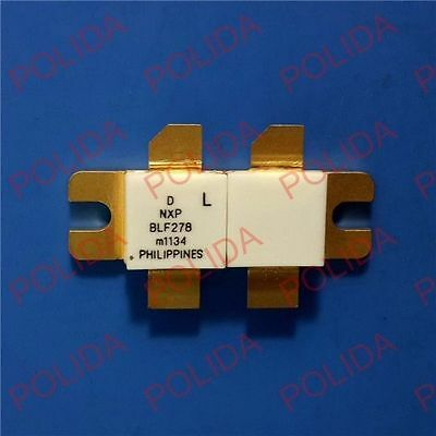 1PCS RF/VHF/UHF Transistor PHILIPS/NXP SOT-262A1 BLF278 100% Genuine and New