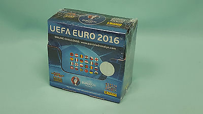 Panini Adrenalyn XL Euro 2016 wie 1 x Display / 50 Booster France Uefa EM